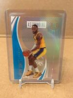 2019-20 Panini Illusions - LeBron James #9 Astounding acetate BLUE Sapphire