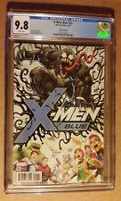 X-Men Blue #22 1st Print 1:50 Nakayama Venom Variant CGC 9.8 NM+/M