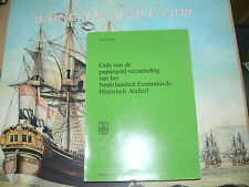 Lucassen: Gids papiergeld-verzameling Nederlandsch Economisch Archief. NEHA V 5