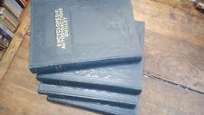 Encyclopédie autodidactique Quillet en 4 tomes / 1951