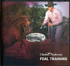 New listing Clinton Anderson Foal Training Instructional Horsemanship Dvd set