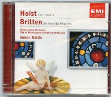 SIMON RATTLE Holst PLANETS Britten Sinfonia 2003 CD -- Full Digital
