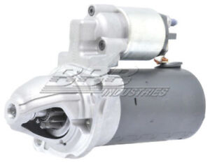 Remanufactured Starter  BBB Industries  52025