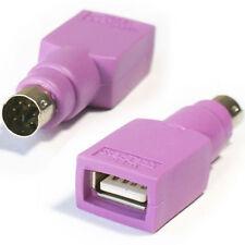 Câble avec un connecteur PS/2 femelle