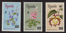 Uganda - 1975 - SC 130-32 - NH - Complete set