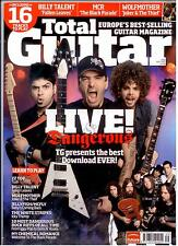 Total Guitar Magazine September 2007- Live and Dangerous