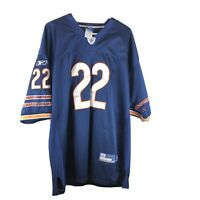 Chicago Bears Reebok NFL Equipment Onfield Jersey Number 22 Forte Size 56