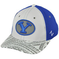 NCAA Zephyr Brigham Young Cougars Flex Fit Medium Large TOA Collection Hat Cap