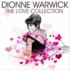 The Love Collection by Dionne Warwick (CD, Feb-2008, Sony BMG)
