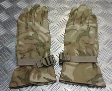 Genuine British Military MTP Multicam Leather Combat Gloves - All Sizes - NEW