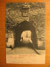 1904 alte AK Gruss aus Göttingen Marienkirchtor mit Neustadt