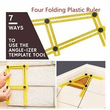 Angle izer Multi-Angle Ruler Template Tool 836 General Measuring Hand Tools