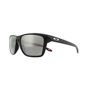 Oakley Sunglasses Sylas OO9448-06 Matte Black Prizm Black Polarized