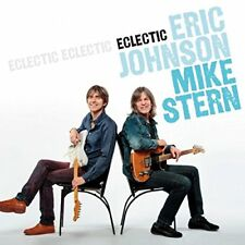 Eric Johnson and Mike Stern - Eclectic [CD]