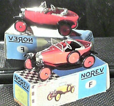 CITROEN 5 HP 1923/25 : VRAIE NOREV ORIGINALE 1965, ROUGE