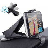 Universal Soporte Coche Tablero Dashboard Salpicadero Montaje Para Movil GPS