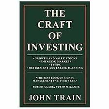 The Craft Of Investing: Growth And Value Stocks; Emerging Markets; Funds; Retire