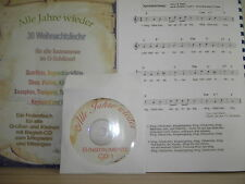 30 Weihnachtslieder für Tenorsaxophon - Noten+Begleit-CDs