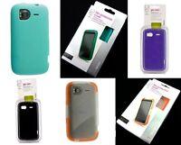 OEM New Lot T Mobile D3O Flex Protective Cover Case Gel Skin HTC Sensation 4G