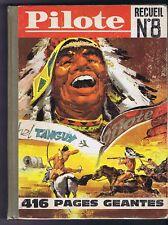 PILOTE Recueil n°8 - n°92 à 104 - 1961