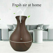 Aroma Essential Oil Diffuser Air Purifier LED Aromatherapy Electric Humidifier