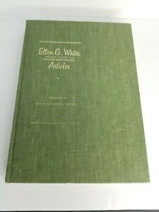 Ellen G White Present Truth and Review and Herald Articles Vol 2 Book SDA