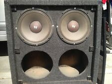 "Two Electro-Voice EVM 12l Series II 12"" Guitar Amp Speaker(s), 8 Ohm"