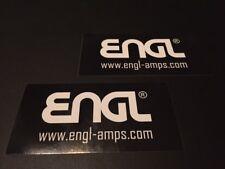 ENGL Guitar Amplifiers 2pc Sticker Set