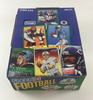 1991 Fleer NFL Football Cards Box (36 Packs)
