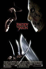 """Freddy Vs. Jason - Movie Poster / Print (Face To Face) (Size: 27"""" X 40"""")"""
