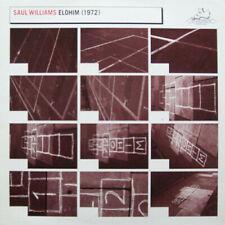 "Saul Williams - Elohim (1972) / VG+ / 12"""