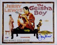 JERRY LEWIS Signed THE GEISHA BOY 8x10 Photo PSA/DNA COA Auto AUTOGRAPH (A)