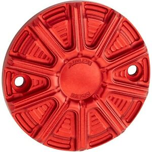 Arlen Ness 700-014 10-Gauge Point Cover Red Harley Milwaukee Eight 17-20