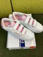 Sergio Tacchini Adore Strap Classic Trainer Sizes 4-7 Brand New Excellent Value