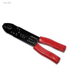 Pince à sertir / PINCES POUR SERTISSAGE ET dénudage avec coupe-câbles