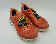 Hoka One One Bondi 3 Women's Running Shoes Coral Orange Size 7