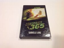 Conspiracy 365 April 4 by Gabrielle Lord (2012, Hardcover, New Edition)