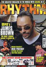 JAMES BROWN UB40 / AIRTO / MIKE PORTNOYRhythmJune1999