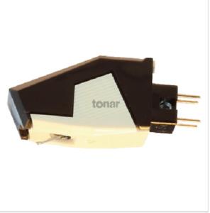 Tonar E-Plugger Cartridge - Elliptical stylus (T4P mounting).