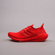 [FZ1922] adidas Ultraboost 21 Shoes - Red *NEW*