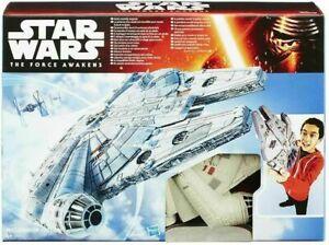 "Disney Star Wars The Force Awakens Millennium Falcon 10"" Toy B3075"
