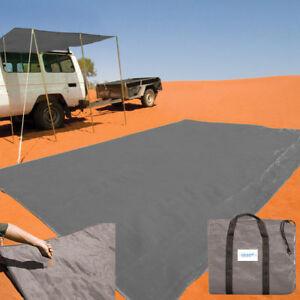 CGear Outdoor Camping Non Absorbent Environmentally Reusable Mat 7.5M X 2.4M