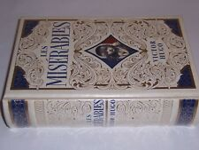 Barnes & Noble Collectible Editions LES MISERABLES Victor Hugo