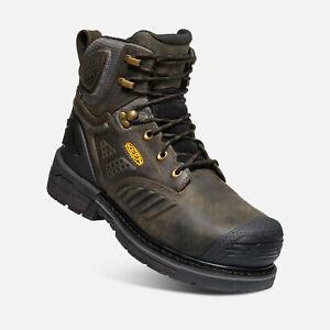 "Keen Philadelphia 6"" Waterproof Carbon-Fiber Toe Safety Work Boots 22110"