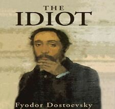 The Idiot By Fyodor Dostoyevsky Audio Book MP 3 CD 4 Hours *SUPERB NARRATION*