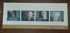 Justices of the Supreme Court - Us 44 cent Stamp - #4422 - Commemorative Panel