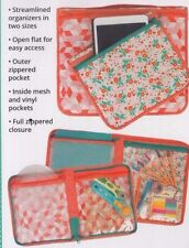 PATTERN - Zip It Up - handy organizers PATTERN - Patterns by Annie