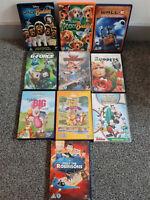DISNEY 10 DVD Film Movie Bundle Collection Job Lot /Muppets/ Winnie Pooh/ Planes
