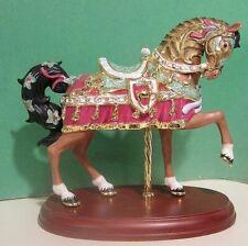 New ListingLenox Medieval Carousel Horse, Rare!