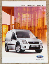 FORD Transit Connect prospetto